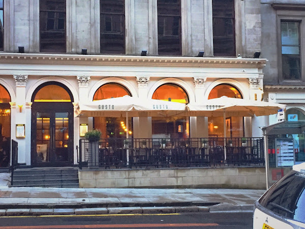 Gusto Glasgow | Restaurant Review*