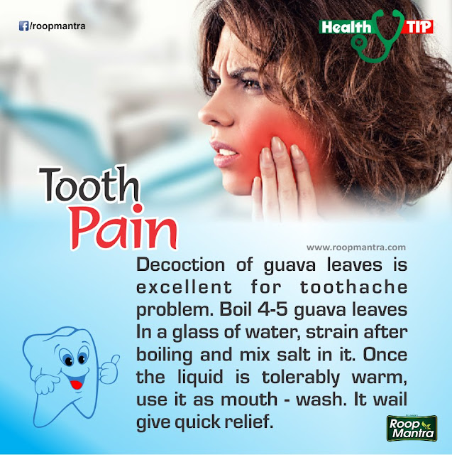 Tooth Pain Quick Relief
