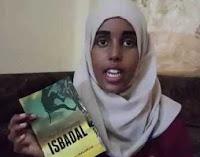 Waxay qortay book iyadoo 21 sano jir ah