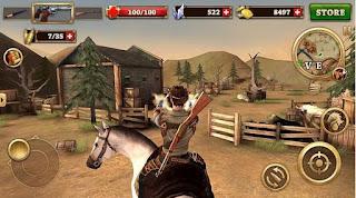 Bagi kalian yang ketika ini sedang bermain game BBM MOD APK West Gunfighter Apk Mod v1.3 Free Download