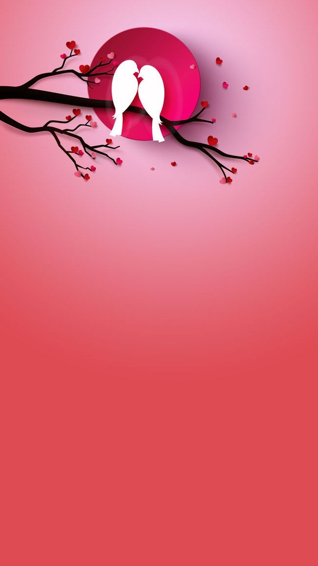 red love wallpaper couple