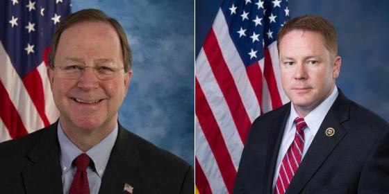 Rep. Bill Flores (R-TX) and Rep. Warren Davidson (R-OH)