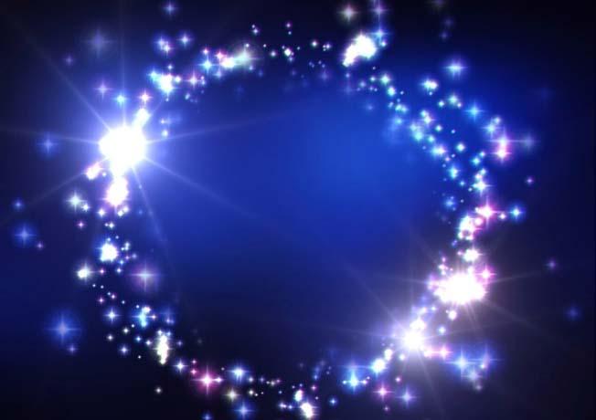 PSD Packgrounds free Download, تحميل خلفيه زرقاء داكنه ونجوم لامعه مفتوحه, PSD Dark Blue Stars Background,