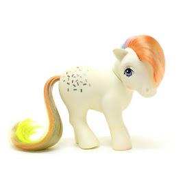 My Little Pony Confetti Year Five Wedding Bells G1 Pony