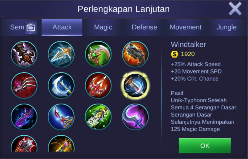 item-terbaik-lesley-mobile-legends-bang-bang-versi-edniskandar