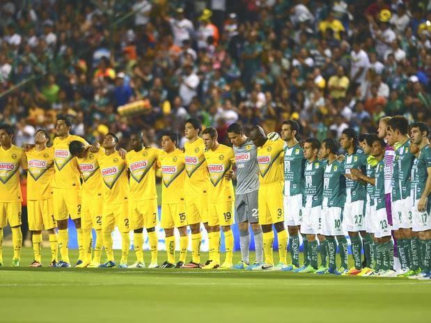 MPTV: EN VIVO: Final de Liga, León vs América IDA.