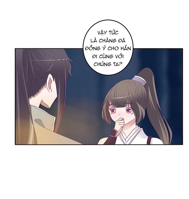 Thông Linh Phi chap 309 - Trang 14