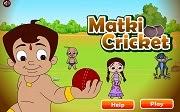 Chota Bheem Matki Cricket