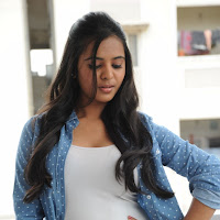Romance heroine manasa trendy hot photos