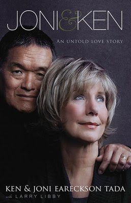 Joni and Ken: An Untold Love Story book cover
