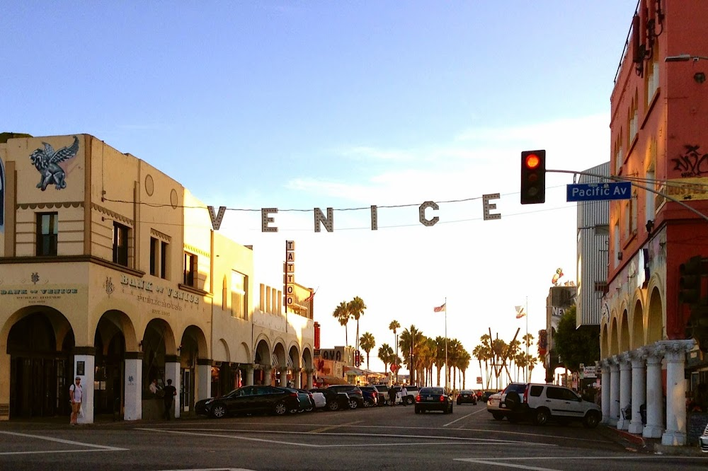 The High Feather A Day In Venice California