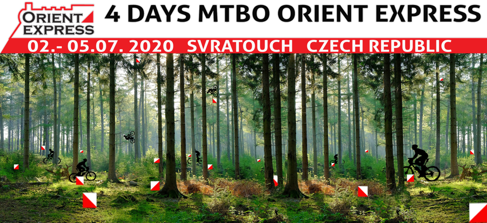 4 days MTBO ORIENT EXPRESS