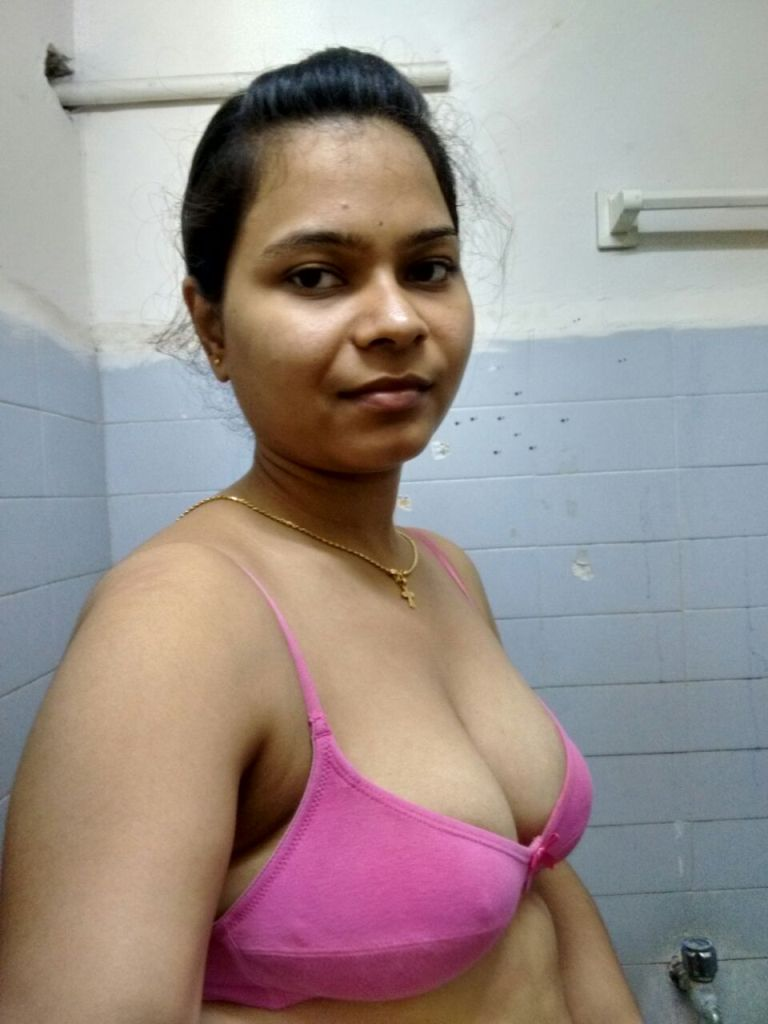 Indian young college girls-6057