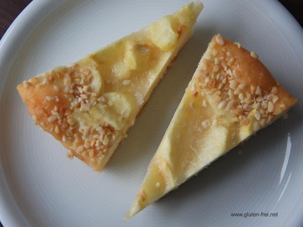 bofrost*free glutenfreier Apfelkuchen