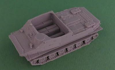 Soviet BTR-50 Amphibious Armoured Personnel Carrier picture 3