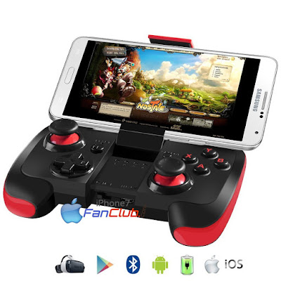 List of 5 Best Wireless iPhone 7 Game Controllers / Gamepads