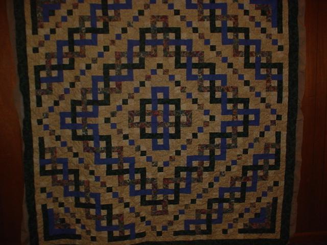 Ozarkcastle My Creative Side Trinity Celtic Knot Quilts