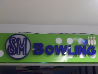 The Opening of SM City Fairview Bowling Center