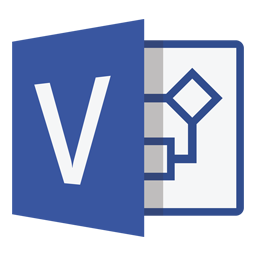 Micrsoft Visio 2013 Folder Icon