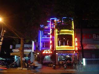 Bar au Vietnam