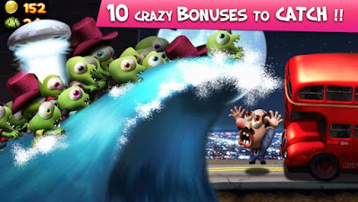 تحميل لعبة Zombie Tsunami زومبي تسونامي للاندرويد مجانا