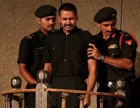 Image result for INDIAN SOLDIER CRYING