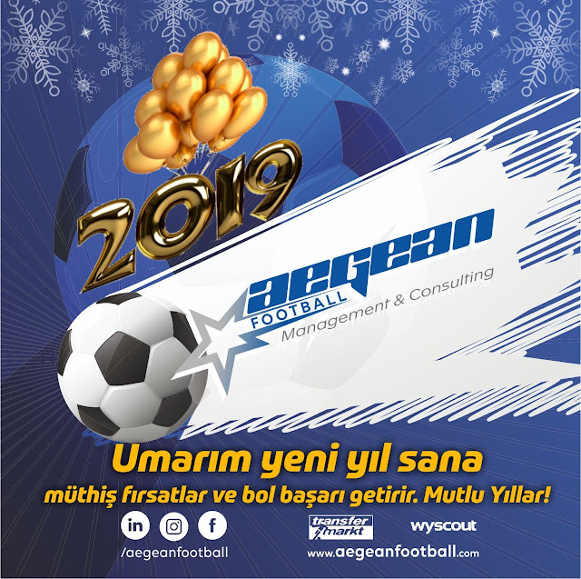 sosyal medya instagram tasarımı futbol logosu yeni yıl kutlama kartı