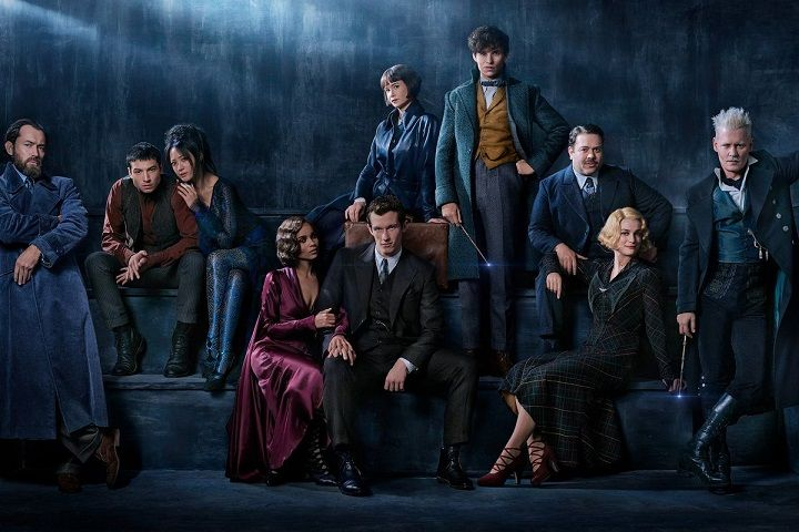 جوني ديب Fantastic Beasts: The Crimes of Grindelwald