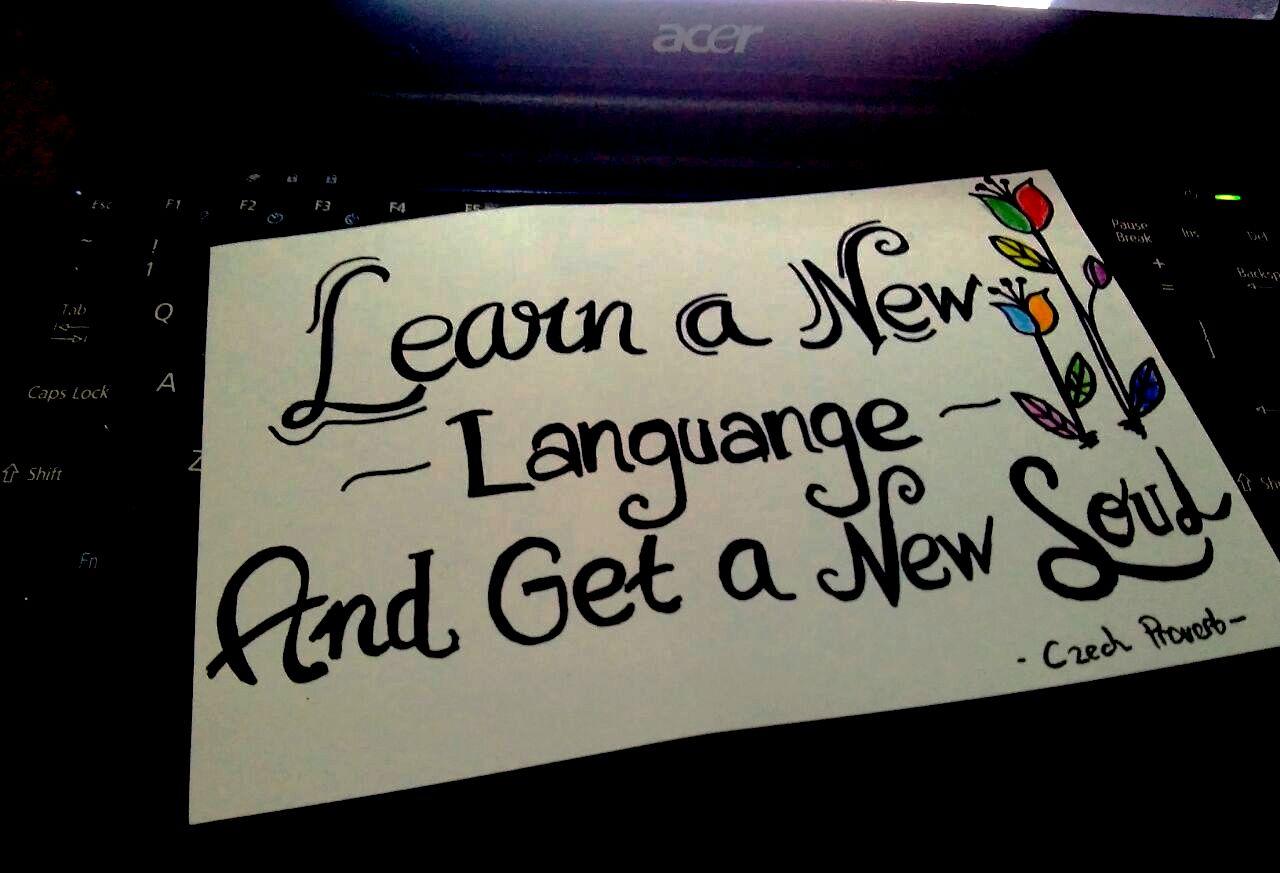 goresan sang pemula pentingnya belajar bahasa inggris