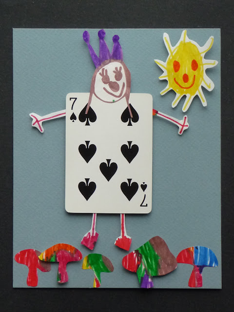 alice in wonderland paper crafts