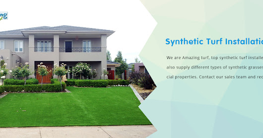 Amazing Turf - One of the Finest Synthetic Turf Installers Point Cook