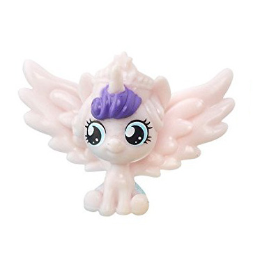 My Little Pony Family Moments Baby Flurry Heart Brushable