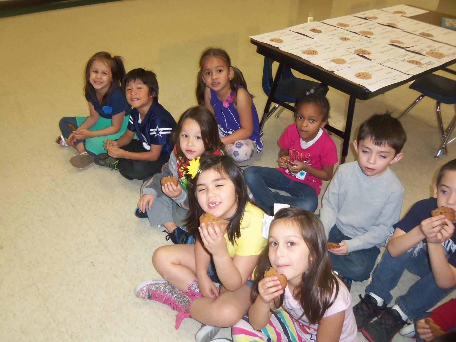 Kinder Garden: Mrs. Wood's Kindergarten Class: One Smart Cookie