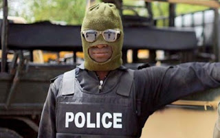 Police Inspector Who Is Armed Robbery Gang Leader