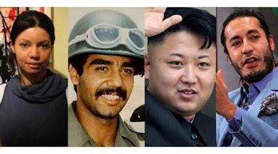 Mengintip Kabar 8 Anak Diktator Paling Ditakuti Di Dunia