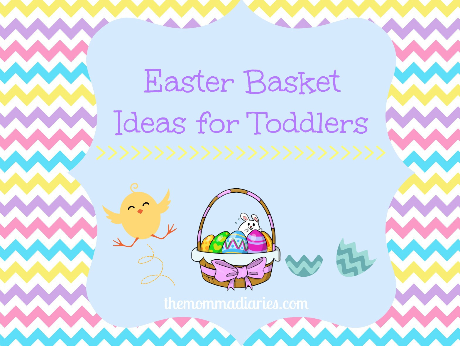 Easter basket ideas for toddlers the momma diaries easter basket ideas for toddlers toddlers easter basket ideas negle Images