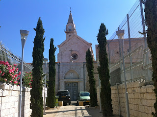 The Franciscan Church, Ramla, Israel