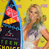 Teen Choice Awards 2015: Britney Spears, a low-cut icon... Discover the charts!