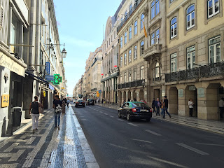 Love these Lisbon streets