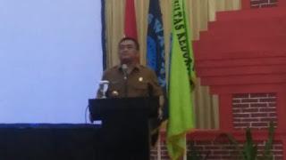 22 Dokter Ucapkan Sumpah Di hadapan Rektor UGJ Cirebon