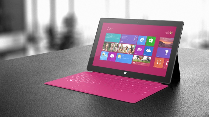 Wallpaper 2: Microsoft Surface Tablet Win 8