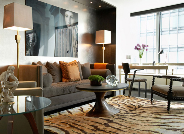 Masculine Living rooms  Room Design Inspirations