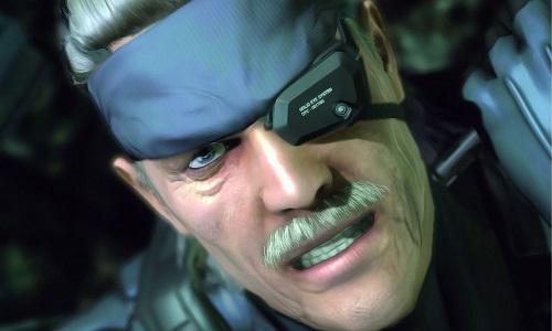 Las cagadas del argumento de Metal Gear Solid 4