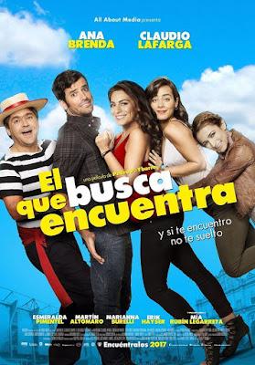 El Que Busca Encuentra 2017 DVD R4 NTSC Latino