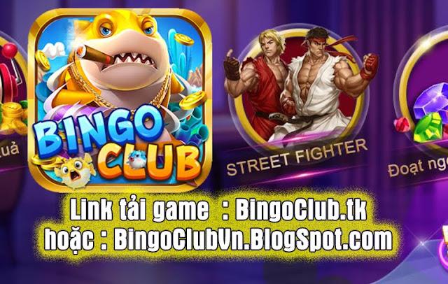 Code Game Bingo Club