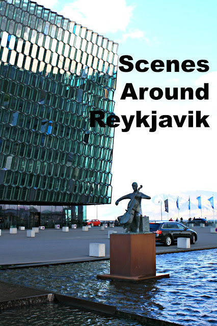 Scenes from Reykjavik, Iceland