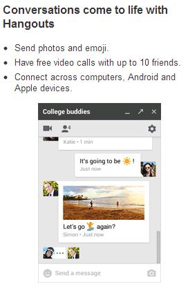 Understanding Google+ Hangouts