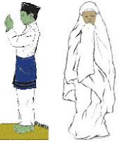 membaca doa qunut