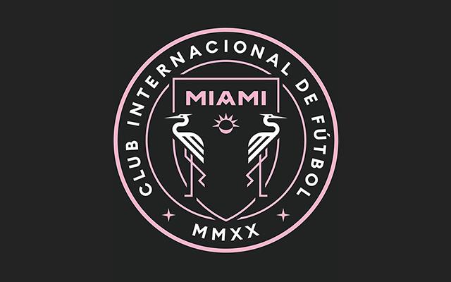 David Beckham's Inter Miami modify logo to promote social distancing
