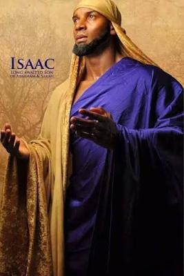 isaac Bible characters